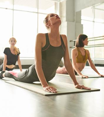Yogatone - Intensive Hatha Yoga