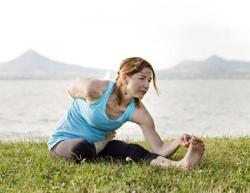 Yogatone - om jou te helpen de connectie terug te vinden tussen lichaam en geest…